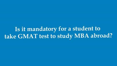 How to prepare for GMAT?